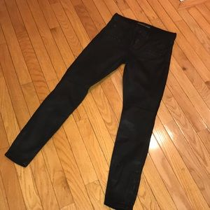 Express mid rise ankle legging 0R